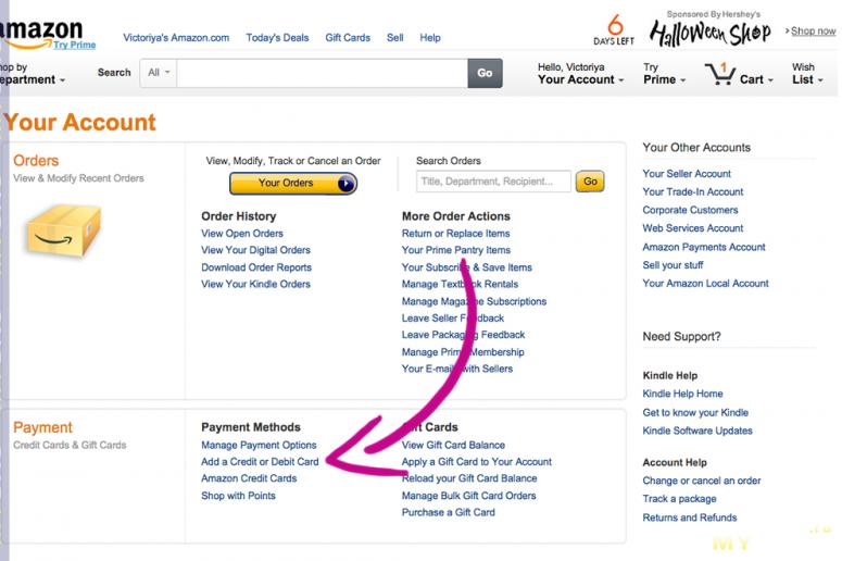 Как Зарегистрироваться в Интернет Магазине Amazon