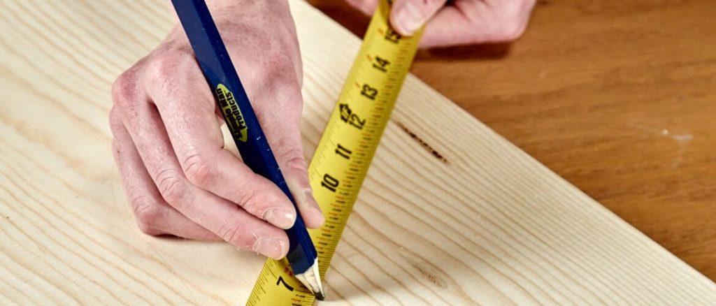 Инструменты Для Строительства Каркасного Дома Часть 1: Размечаем